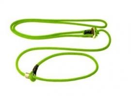 Schouderlijn `Hunting profi silent` 280cm neon groen