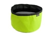 Travel Bowl neon green