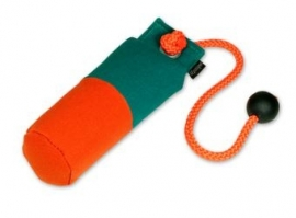 Long-Throw dummy 250g oranje/groen