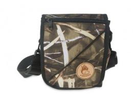 Firedog Messenger Bag - water reeds camo