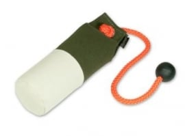 Long-Throw dummy 250g khaki/wit