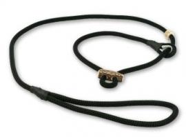 Field trial moxon lijn 8 mm - 130 cm met geweistop zwart