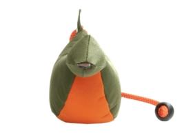 Bird Dog Dummy 350 g khaki/oranje
