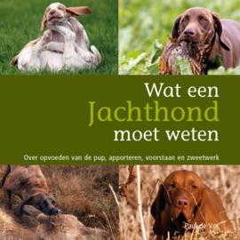 'Wat een jachthond moet weten' door Paul de Vos