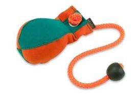 Dummy Ball oranje/groen