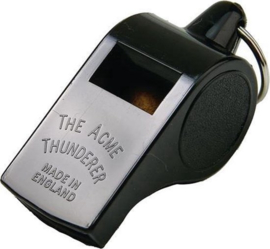 Acme Thunderer 558 - extra breed - zwart