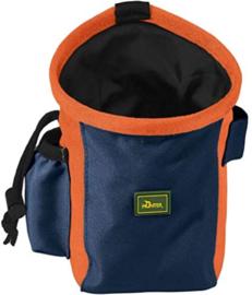 Hunter BUGRINO treatbag grijsblauw/oranje - medium