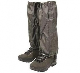 Canvas gaiters