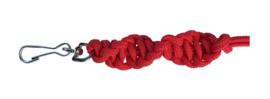 Fluitkoord Barley Twist rood