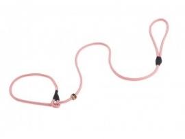 Field trial moxon lijn 6mm - 130 cm stripes roze/wit