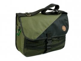 Dummy bag `Profi` khaki/zwart M