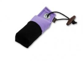 Pocket dummy 85g lila/zwart
