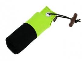 Dummy Standaard 250g neon groen/zwart