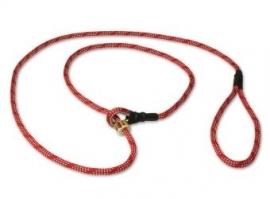 Field trial moxon lijn 6mm - 150cm rood/wit