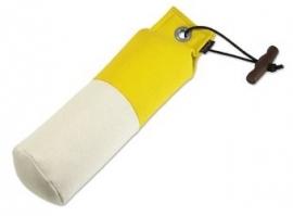 Dummy Standaard 500g geel/wit