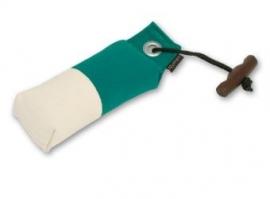 Pocket dummy 150g groen/wit