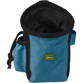 Hunter treatbag blauw/zwart - medium