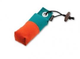 Pocket dummy 85g oranje/groen