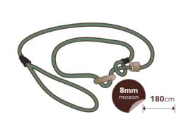 Moxon 8 mm - 180 cm met geweistop
