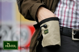 Hunter BUGRINO treatbag basic - beige/zwart