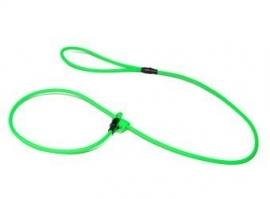 BioThane Moxon 6mm - 150mm neon groen