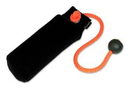 Long-Throw dummy 250 g zwart