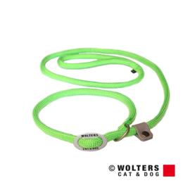 Wolters moxonlijn 9 mm - 180 cm - neon groen