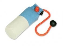 Long-Throw dummy 250g licht blauw/wit