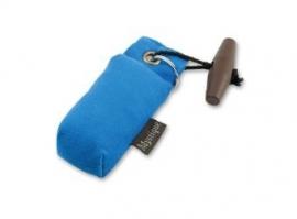 Sleutelhanger dummy licht blauw