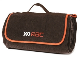 RAC Autodeken fleece 123 x 145 x 4