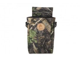 Firedog Duo Bag - Woodland camo
