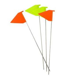 Markeervlaggetje neon oranje - 1stuk