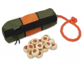 Snack Dummy Small khaki/oranje
