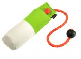 Long-Throw dummy 250g neon groen/wit