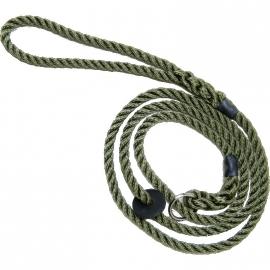 Jachtlijn deluxe touw 8mm - 150 cm groen