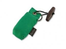 Sleutelhanger dummy groen