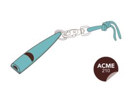 Acme 210 + fluitkoord