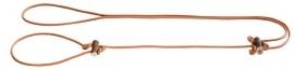 HUNTER schouderlijn leder 6 mm - 2 meter