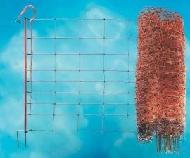 Verstelbare omheining - 25 meter - 90 cm hoog