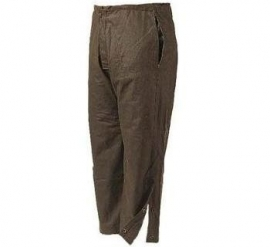 Wax Overtrousers small