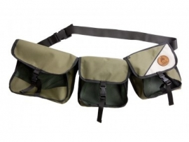 Firedog training belt - khaki/beige