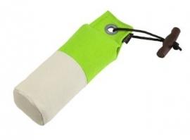 Dummy Standaard 250g neon groen/wit