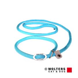 Wolters moxonlijn 9 mm - 180 cm - neon aqua