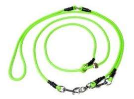Schouderlijn 275cm/6mm - neon groen