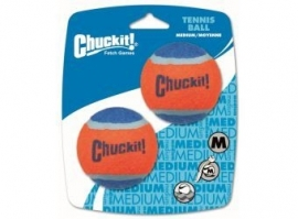 Chuckit! Tennis Balls - medium 2 stuks