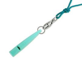Acme 210 1/2 turquoise + fluitkoord