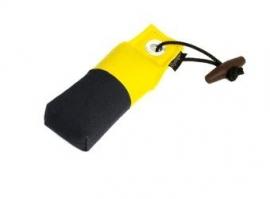 Pocket dummy 85g geel/zwart