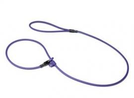 Biothane moxon 6mm - 130cm lila