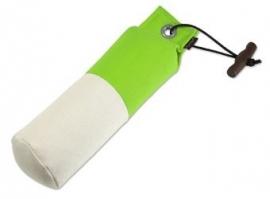 Dummy Standaard 500g neon groen/wit