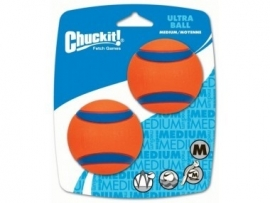 Chukit! Ultra BallMedium 6,5cm - 2 stuks